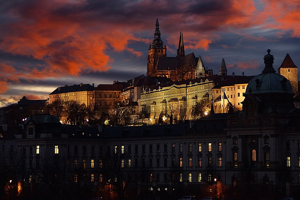 Prague Castle, Prague: All year
