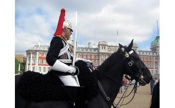 Парад Королевской Конной Гвардии (Horse Guards Parade), Лондон: Круглый год