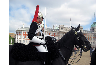 Horse Guards Parade, Relève de la Garde à Cheval, Londres - Toute l'année