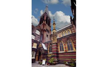 All Saints Church, London: All year