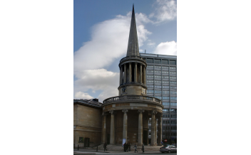 All Souls Church, London: All year