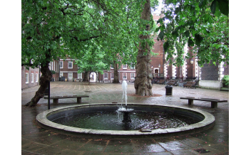 Мидл-Темпл (Middle Temple), Лондон: Круглый год