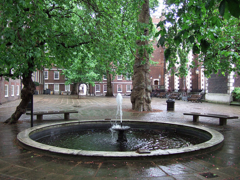 Middle Temple, London: All year