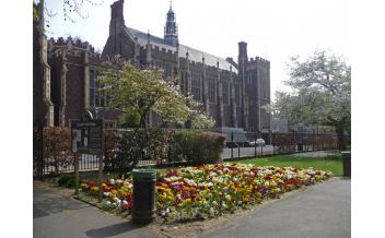 Lincoln's Inn Fields, Londres: Toute l'année