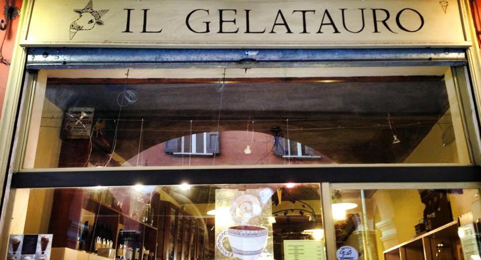Il Gelatauro Ice-Cream, Bologna