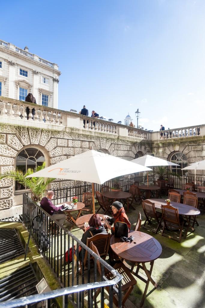 The Courtauld Gallery Café, London