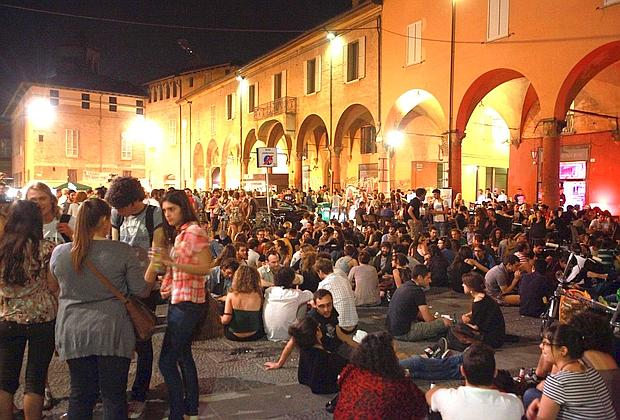 Piazza Giuseppe Verdi, Bologna