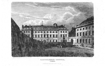 St. Bartholomew's Hospital and Museum, London