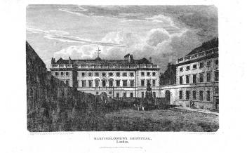 St. Bartholomew's Hospital and Museum, London