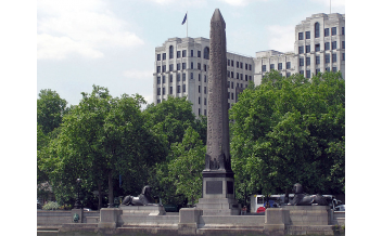 Cleopatra's Needle, London