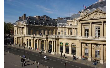 Palais-Royal e i Giardini, Parigi, Aperto tutto l'anno