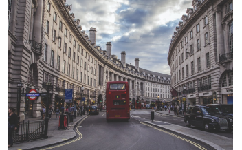 Regent Street, Londra