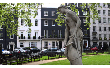 Berkeley Square, Лондоне