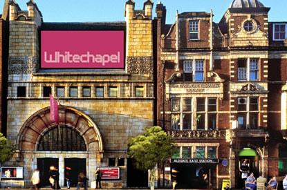 Whitechapel Gallery, London