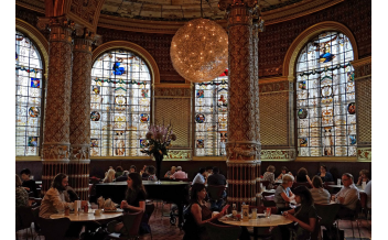 V&A Café, Victoria and Albert, London