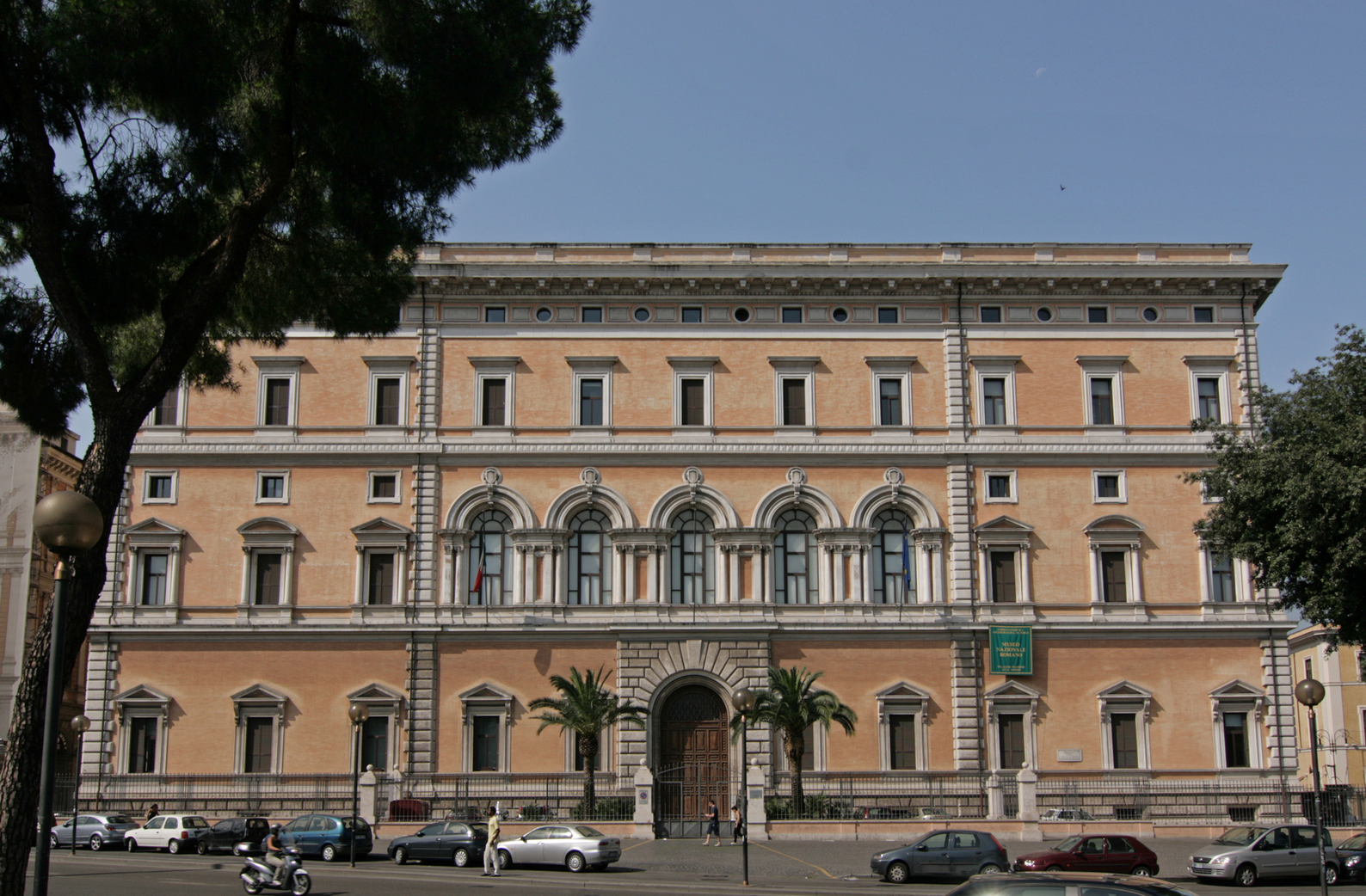 Palazzo Massimo alle Terme, Rome: All year