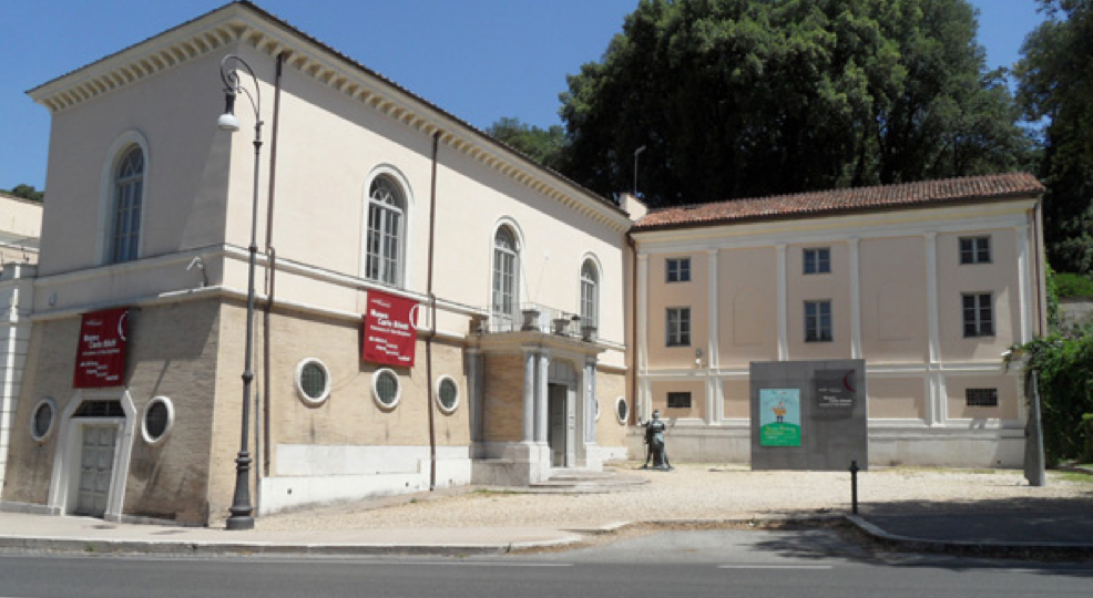 Carlo Bilotti Museum, Rome: All year