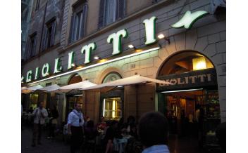 Heladería Giolitti, Roma