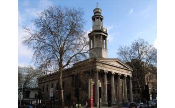 St. Pancras New Church, London