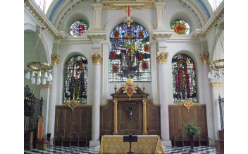 St. Mary-Le-Bow Church, London: All year