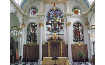 St. Mary-Le-Bow Church, London: All year