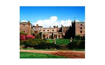 Muncaster Castle, Ravenglass, Cumbria, England
