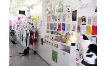 Lik + Neon, Boutique, London