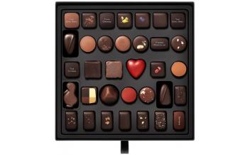 Pierre Marcolini, Шоколадный бутик, Париж