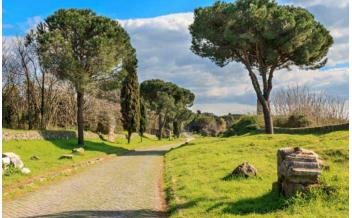 А́ппиева дорога, Рим, Италия: круглый год