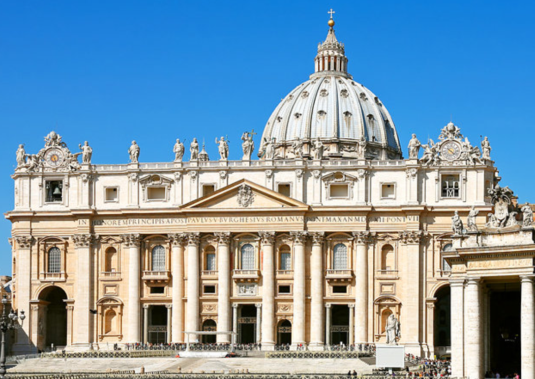 St. Peter's Basilica, Rome: All Year