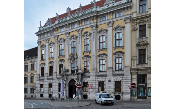 Palais Kinsky, Vienna
