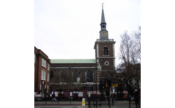 St. James's Church, Site of Interest, London: All Year