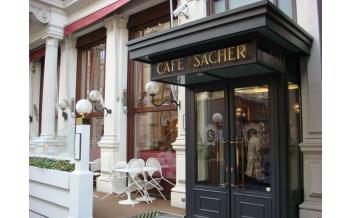 Sacher Cafè, Vienna