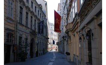 Annagasse, Vienne, Toute l'Année