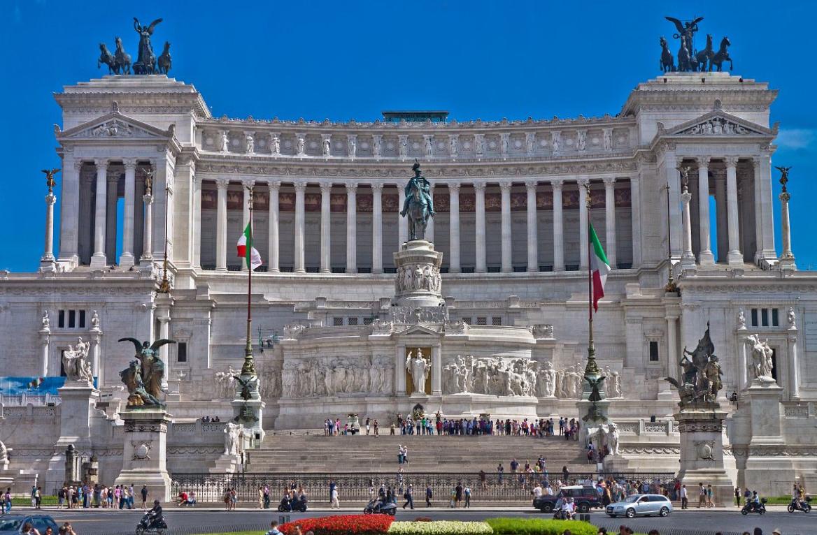 Altare della Patria (Victor Emmanuel Monument), Rome