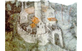 Neidhart Frescoes, Vienna
