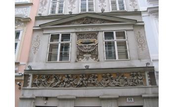 Zum blauen Karpf, Vienna