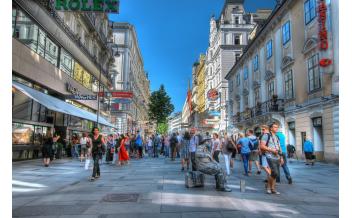 Kartner Strasse, Vienna