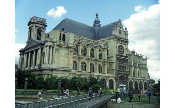 圣Eustache教堂