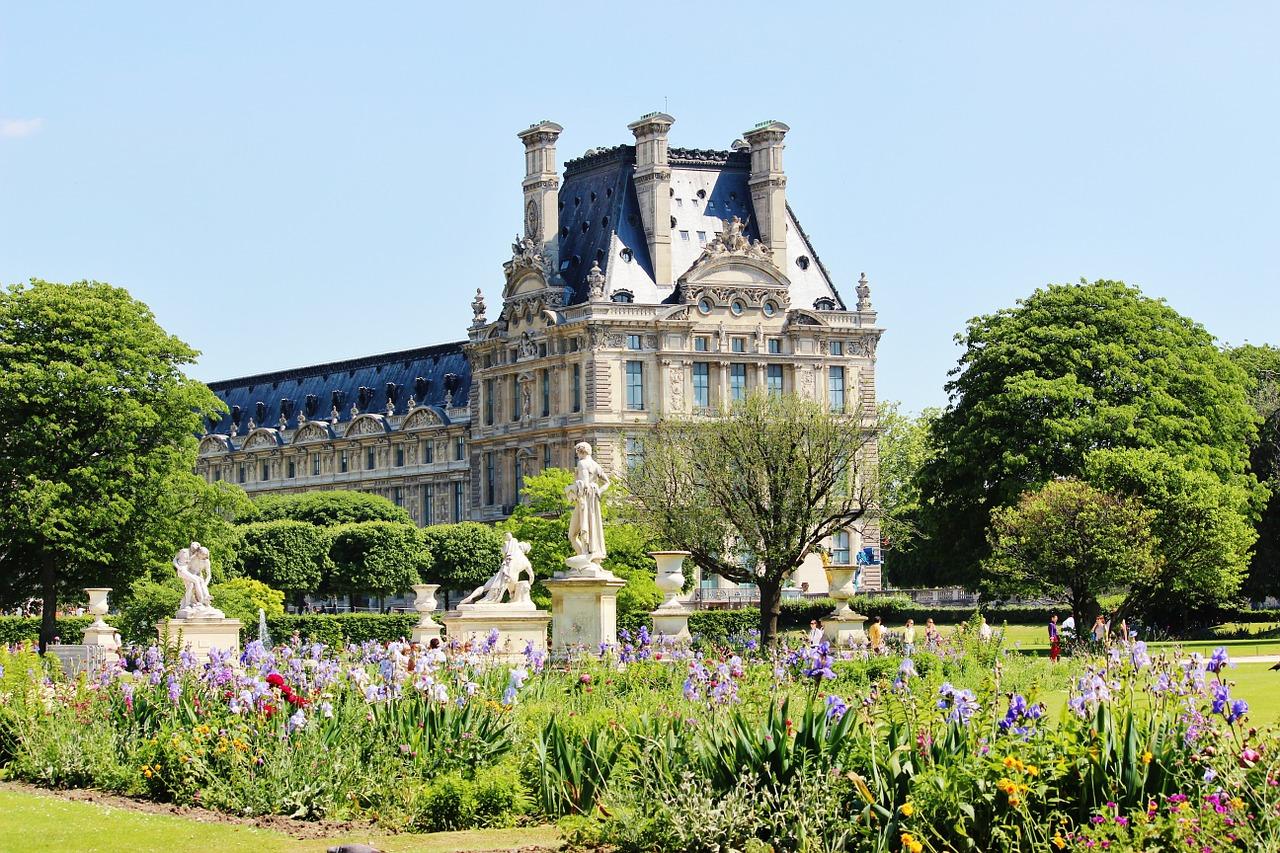 Palais Royal Jardin Du Palais Royal Paris