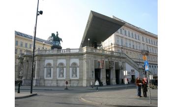 The Albertina, Vienna