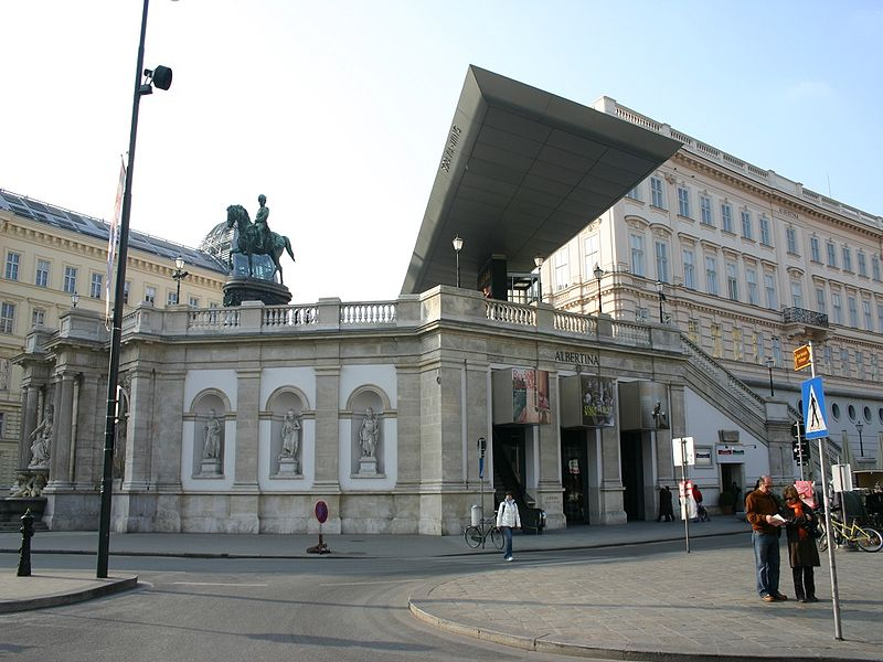 The Albertina, Vienna, Austria
