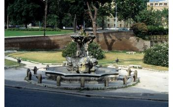 Piazza della Bocca della Verita, Rome