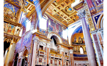圣约翰大教堂,拉特兰,罗马:全年