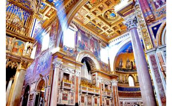 Basilica di San Giovanni in Laterano, Rome: All Year