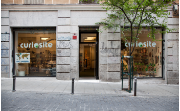 Curiosite, Boutique, Madrid