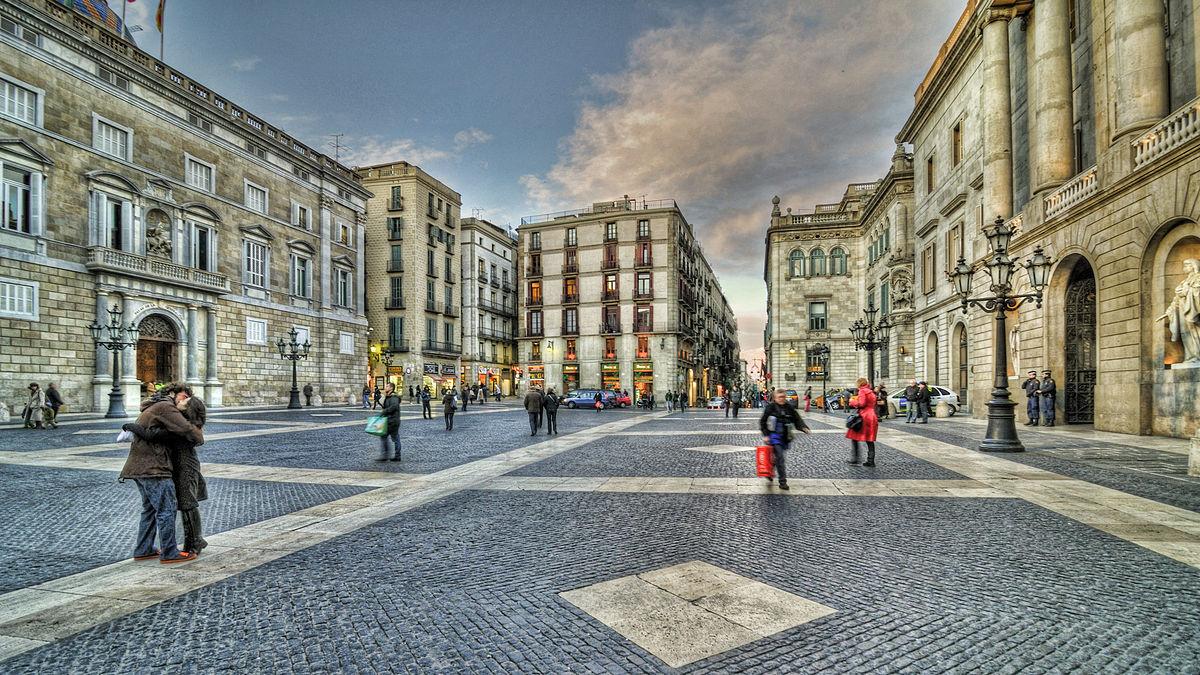 Plaça Sant Jaume, Site of Interest, Barcelona: All Year