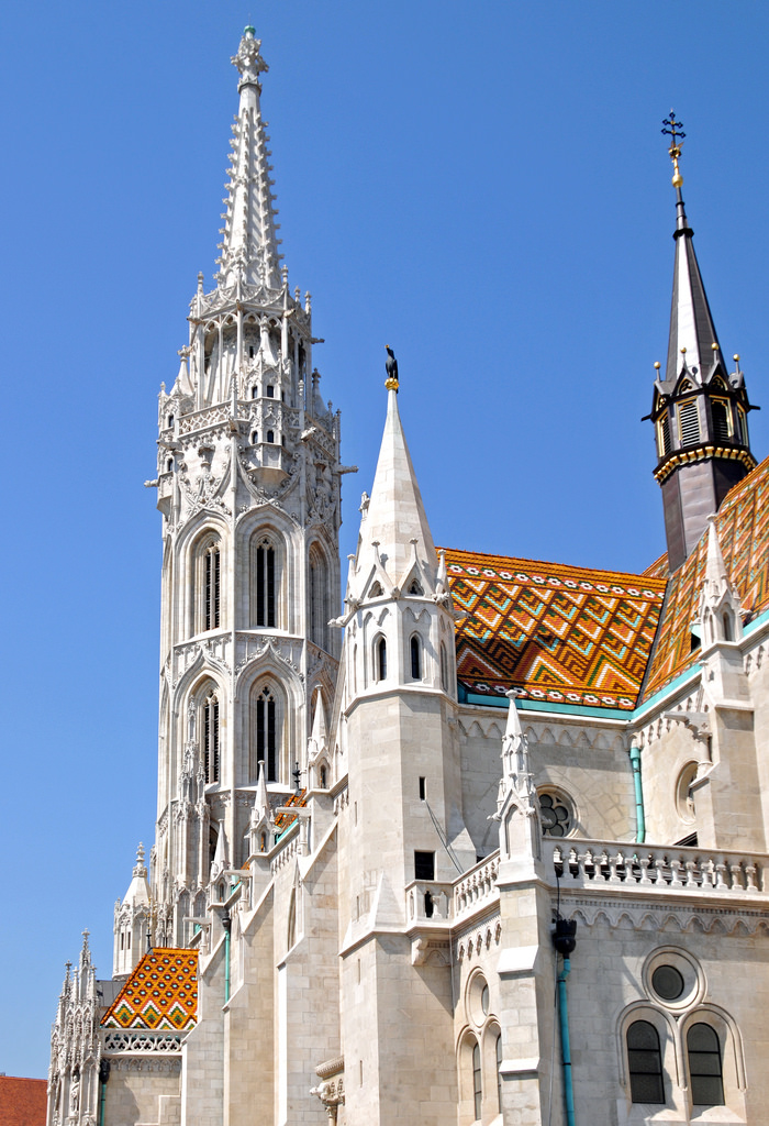 Matthias Church, Budapest: All Year