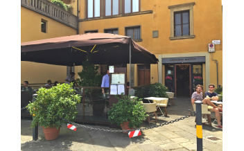 Lungarno Bistrot, Florence