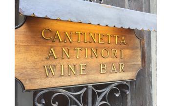 Cantinetta Antinori, Florence